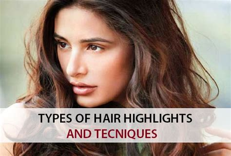 Types Of Highlights For Brown Hair by The Benefits Of Highlights On Your Hair Brown Hairs