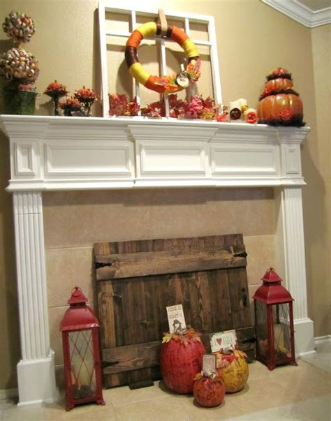 Decorating Ideas For Empty Fireplace Top 5 Ideas For An Empty Fireplace 171 Cherrie Hub