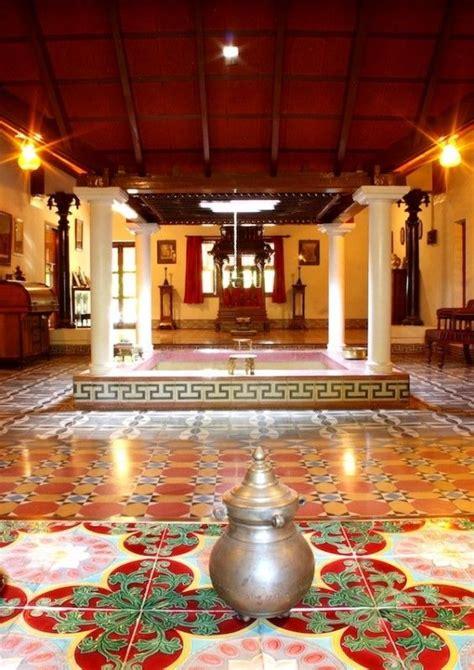 athangudi tiles chettinadu style interiors indian
