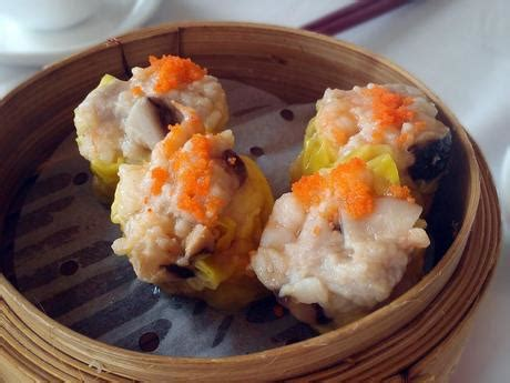 Shrimp Shiumai by Eat Seafood Restaurant 鴻星海鮮酒家 Dim Sum In