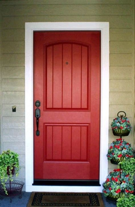 painting exterior woodwork 25 best ideas about front doors on