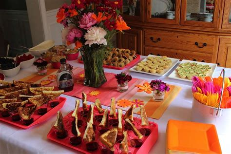Baby Shower Menu Ideas For Summer by Brunch Baby Shower Ideas Photo 3 Of 8 Catch My