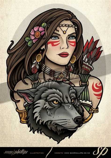 lady warrior tattoo designs collection of 25 and warrior design