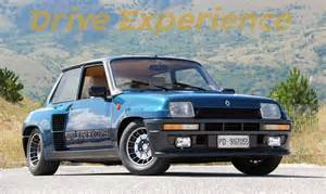 Renault Turbo Renault 5 Turbo 2 Davide Cironi Drive Experience Eng