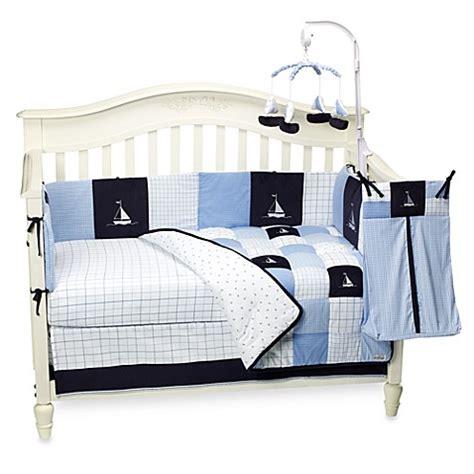 nautica baby bedding nautica kids william 4 piece crib bedding set and