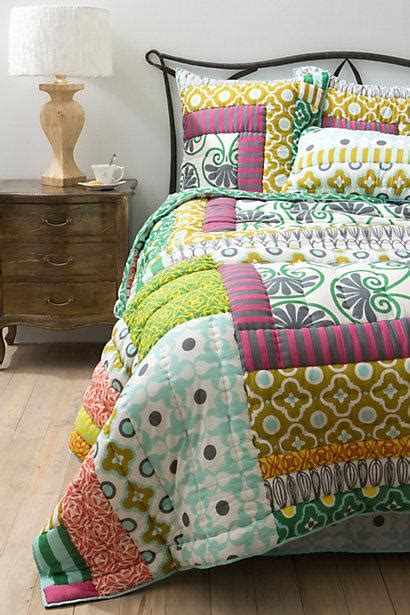 anthropology bedding lille quilt i anthropologie com