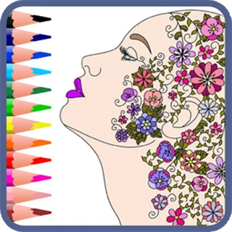 how i wear my crown coloring book books mandala coloring book for adults android apps on play