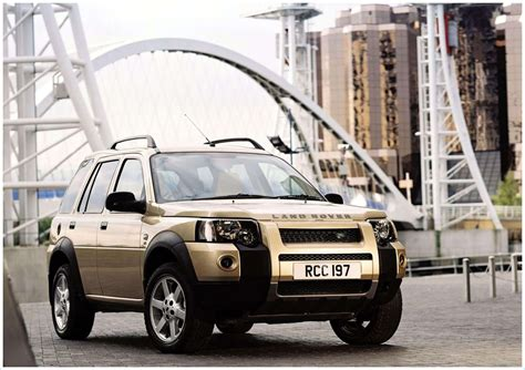 land rover freelander 2004 le logo land rover les marques de voitures