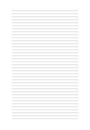 Word Vorlage Liniertes Blatt Liniertes Papier Mit Rand B 252 Rozubeh 246 R