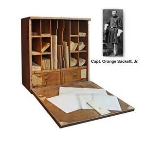 desk in the field civil war officer s field desk american civil war forums