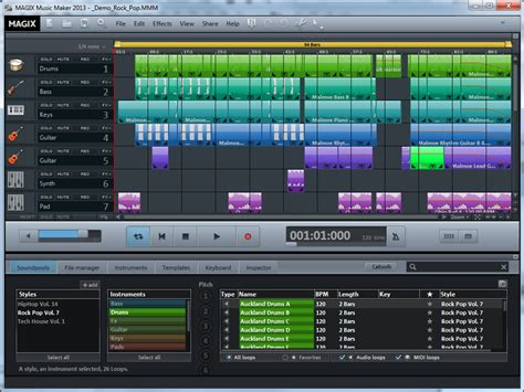 Garageband X Plugins Magix Maker 2013 V19 Software Downloads Techworld
