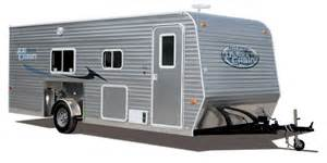 Salem Travel Trailer Floor Plans rvs that double as ice fishing cabins vogel talks rving