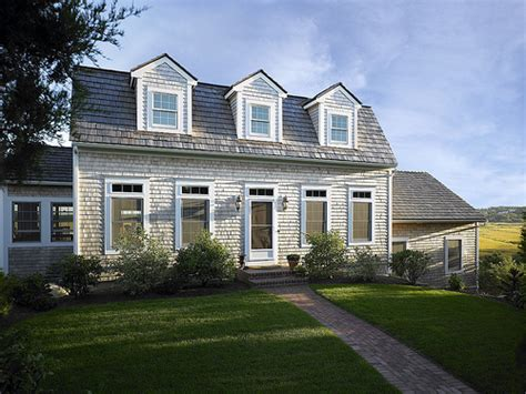 Cape Code Style House 39280 cape cod style lindal home with shingle cedar siding