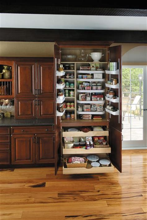 Pantry Turntable by Starmark Cabinetry Chef Pantry Five Adjustable