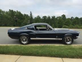 1967 shelby mustang gt350 early scoop lights saac