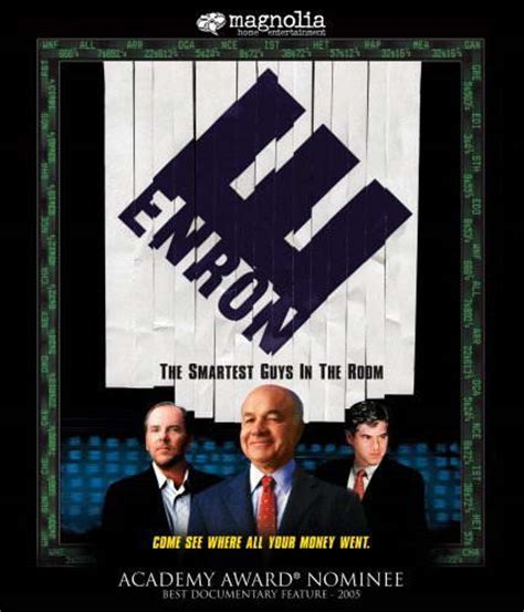 the smartest guys in the room ticker talks enron the smartest guys in the room documentary
