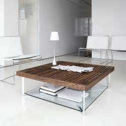 Formidable Table Basse 3 Plateaux #2: Table-basse-bois-massif-verre-m%C3%A9tal-PONTON-Osko-Deichmann.jpg