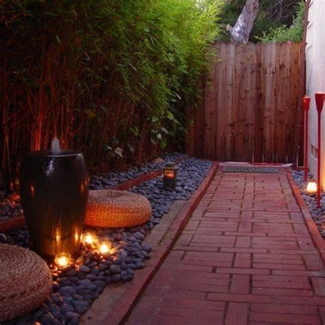 Narrow Backyard Landscaping Ideas 17 Best Images About Narrow Side Yard Ideas On Pinterest Arbors Water Features And The