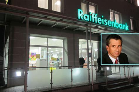 raiffeisen bank news raiffeisenbank se oglasila povjerenik za hrvatsku michael