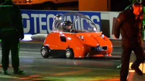 jet powered drag racing peel top gear