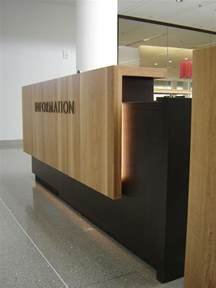Timber Reception Desk Best 25 Reception Desks Ideas On Office Reception Desks Front Desk And Reception