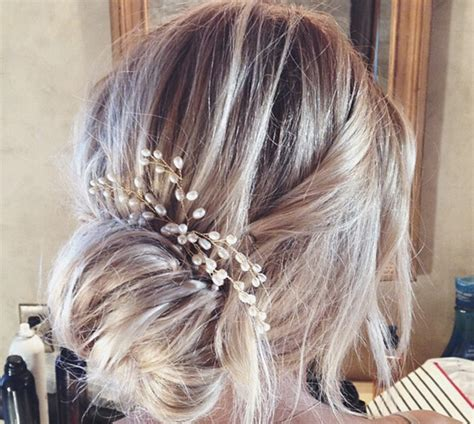 18 best ideas of wedding hairstyles for with thin hair everafterguide