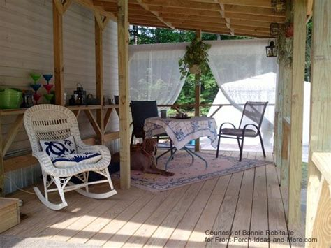 how to decorate your mobile home 10 x 20 mobile home porch is welcoming and quite charming