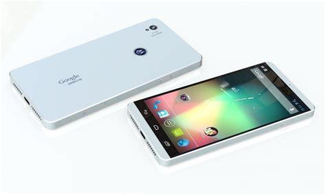 Google Images On Phone   google x phone concept design by jason chen concept phones