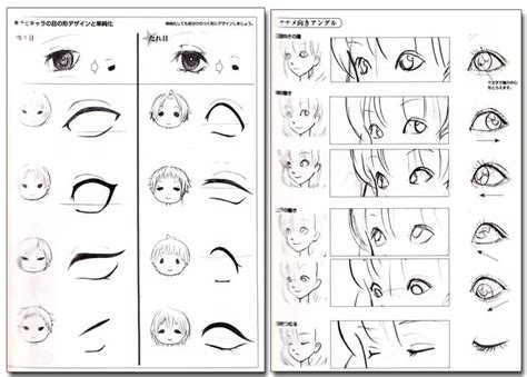 tole expressions painting reference books how to draw manga characters facial expressions reference