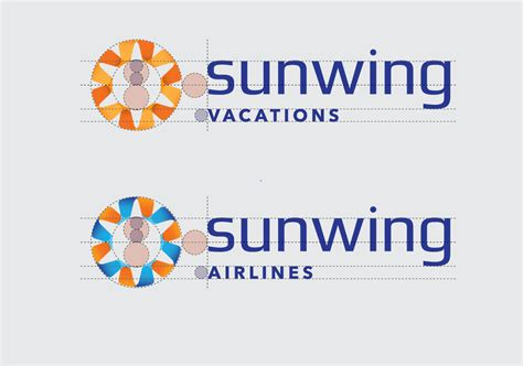 swing airlines sunwing travel group branding ulajay cat
