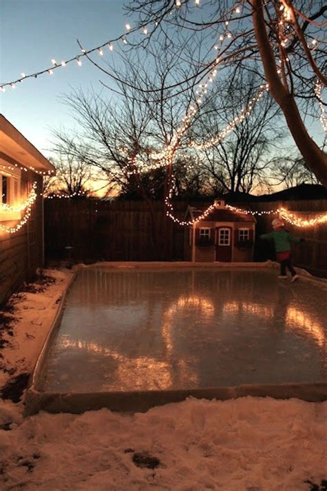 how to make a backyard hockey rink 25 b 228 sta backyard ice rink id 233 erna p 229 pinterest isrink hockey och ishockey