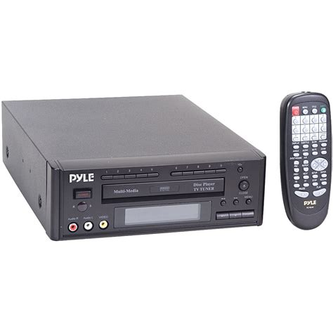 Tv Mobil Plus Dvd pyle pltvd91 mobile dvd player w tv tuner