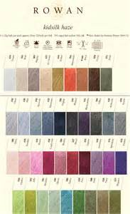 i this yarn color chart image gallery kidsilkhaze