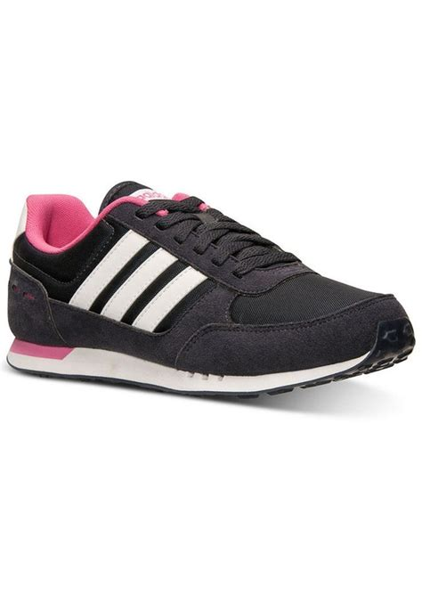 adidas adidas s neo city racer casual sneakers from finish line shoes shop it to me
