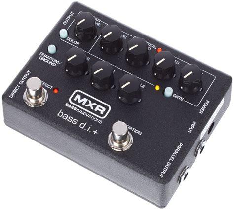 Mxr M80 Bass D I mxr m80 bass di plus thomann united states