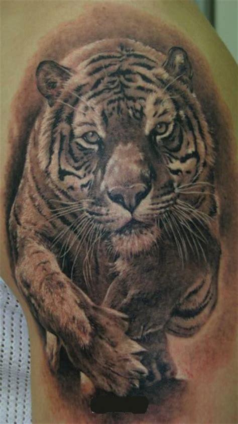 imagenes de tatuajes de garras de tigres tatuaje tigre