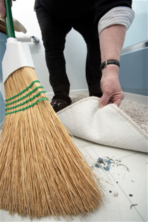 Sweep Rug by And Today S Idiom Is Sweep It The Rug