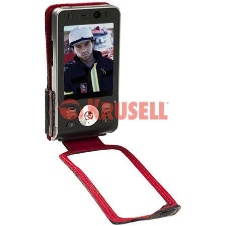 Casing Hp Sony Ericsson W910i sony ericsson w910i krusell premium leather