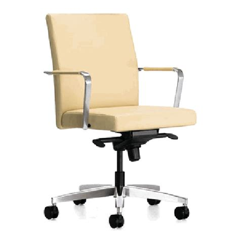 Sleek Office Chair by Keilhauer Reeve 7211 Sleek Conference Office Chair Armpads