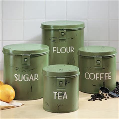 vintage style kitchen canisters many reasons to use kitchen canisters