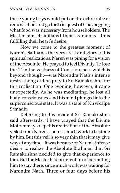 Essay On Swami Vivekananda by Essay On Swami Vivekananda Essays Essay On Teresa We Provide