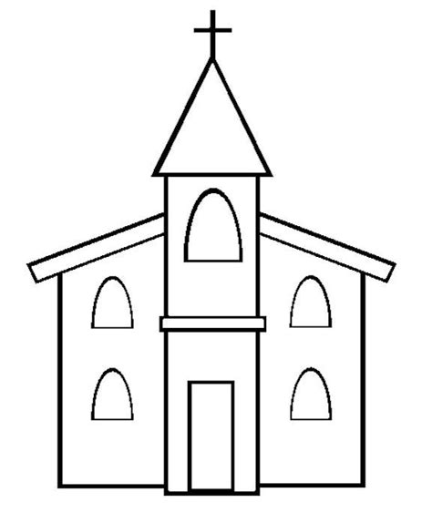 coloring page catholic church church coloring page bible school crafts vacation bible