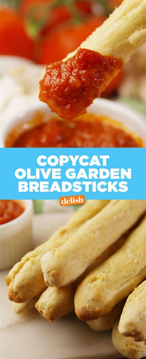 copycat olive garden breadsticks video how to make