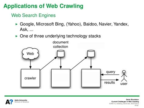 tutorial web crawling current challenges in web crawling