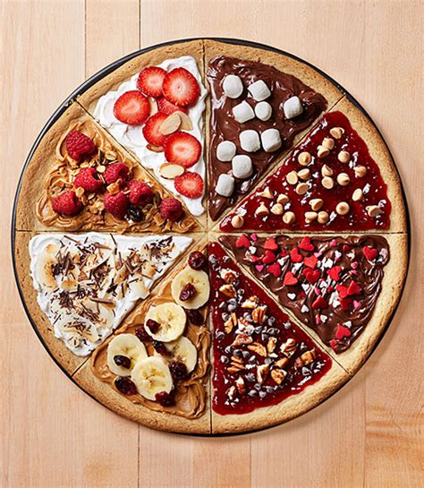 Tips On Home Decorating cookie pizza recipe