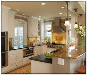 u shaped kitchen layout with island u shaped kitchen design ideas tips home and cabinet reviews