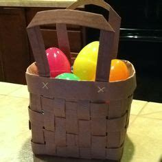 Paper Grocery Bag Crafts - 1000 images about easter on peanut butter