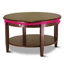coffee table slipcover bibbidi bobbidi beautiful how to make a coffee table