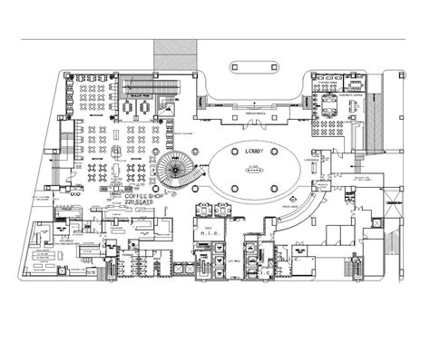 floor plan of hotel grand four wings convention hotel plan design lobbies