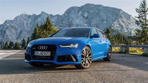 Audi Rs6 Special Edition by Audi Rs6 Avant Performance Nogaro Edition Packs Nearly 700 Hp